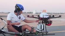 Drones for Medicine Delivery