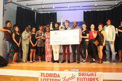 2019 Teen Sensation Live Finalists with Partners and Underwriters