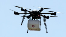 Drones can carry only light weight objects