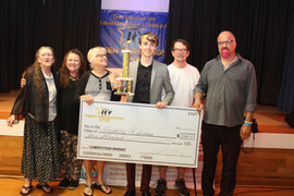 Andrew Robichaud 2019 Teen Sensation Live Competition