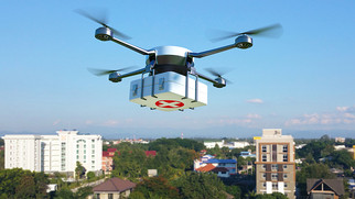 NHS test drones for blood and medical test delivery between London hospitals