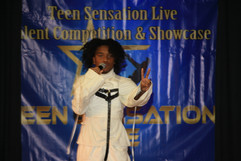 2019 Teen Sensation Live Finalist Marshall Mitchell AKA Marshall ARTZ