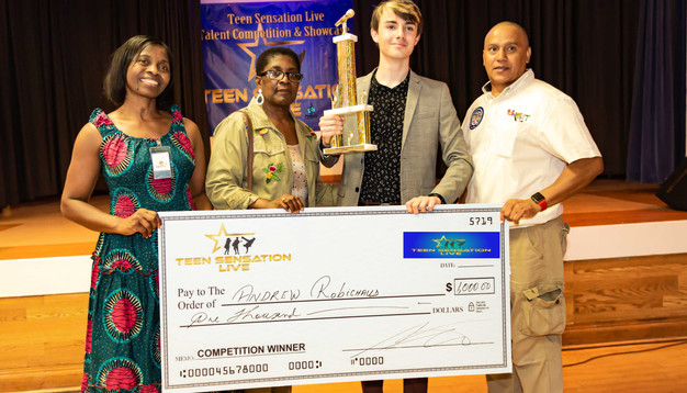 2019 Teen Sensation Live Singing Talent Competition Winner is