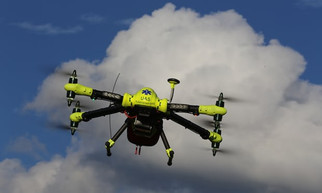 Defibrillator-carrying drones could save lives, research suggests