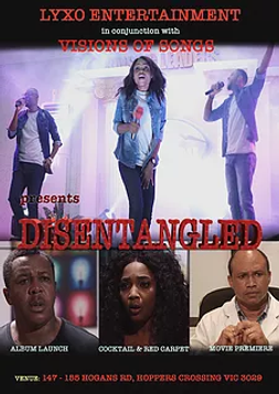 Youtube Video of the trailer for Disentangled