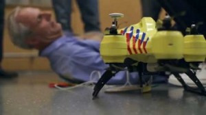 Drones in Emergencies