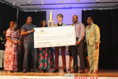 Andrew Robichaud Winner 2019 Teen Sensation Live Competition