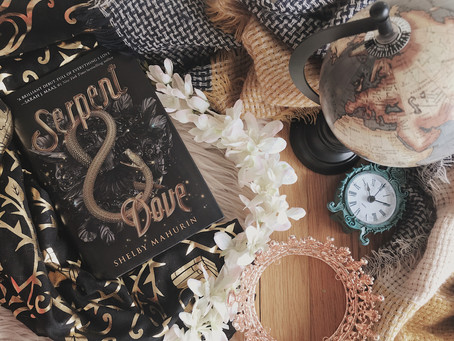 Serpent & Dove by Shelby Mahurin Book Review