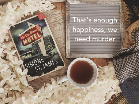 The Sun Down Motel by Simone St. James Book Review