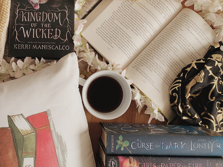 Kingdom of The Wicked by Kerri Maniscalco Book Review