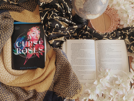 A Curse of Roses by Diana Pinguicha Book Review
