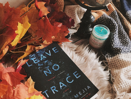 Leave No Trace by Mindy Mejia Review