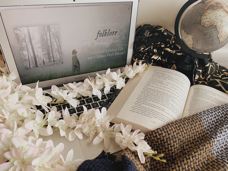 Taylor Swift Folklore Book Tag