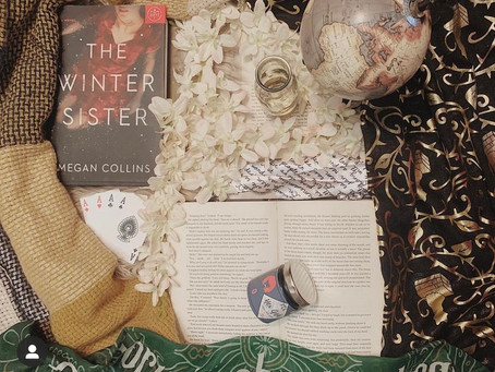 The Winter Sister by Megan Collins Book Review