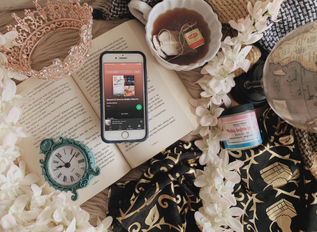 Bookish Playlist Roundup