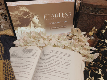 Fearless (Taylor's Version) Vault Songs Book Tag