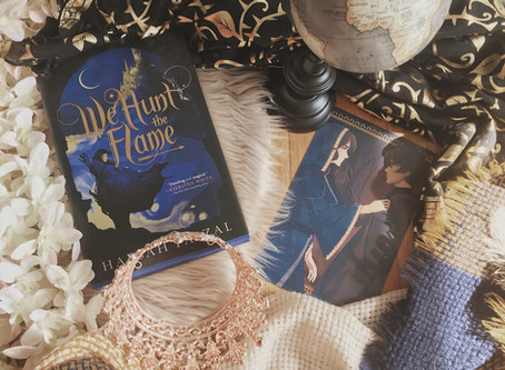 We Hunt The Flame By Hafsah Faizal Book Review