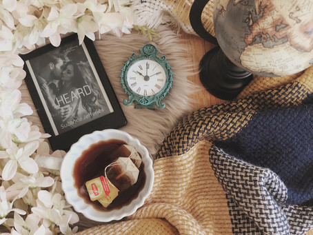 Heard by Suzanne Jefferies Book Review