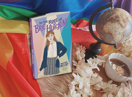 In the Role of Brie Hutchens... by Nicole Melleby // Blog Tour