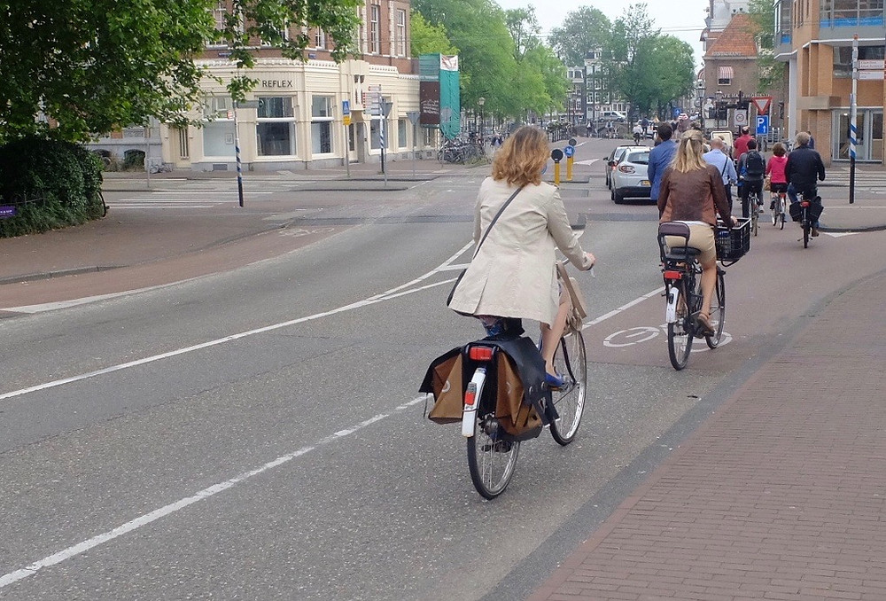 Safer cycling