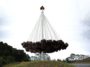 Sculpture proposed for entrance to Kerikeri