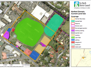 Kerikeri Domain: Have your say on it's future