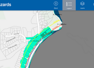Draft Coastal Hazard Maps Released by Northland Regional Council