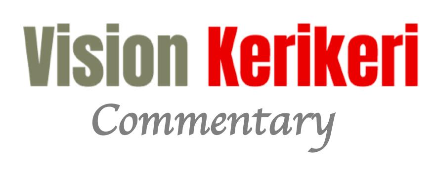 Vision Kerikeri Commentary