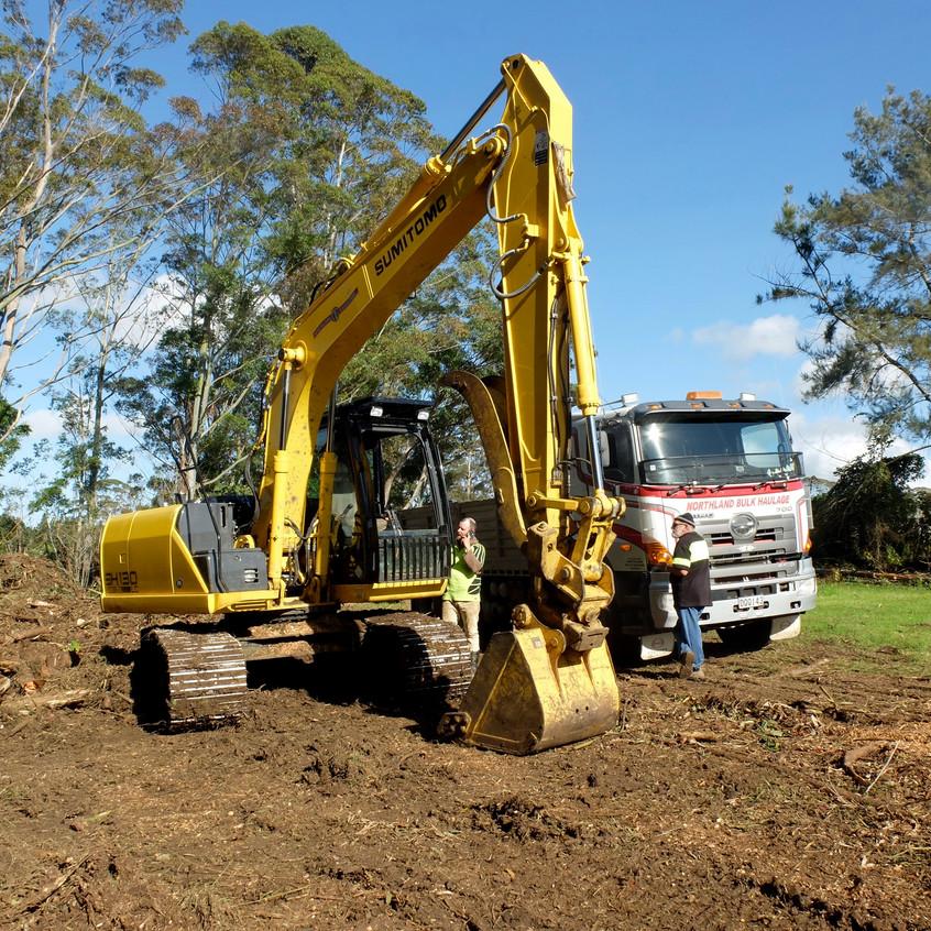 Northland Excavators