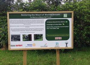 Wairoa Stream Track Update - Get walking