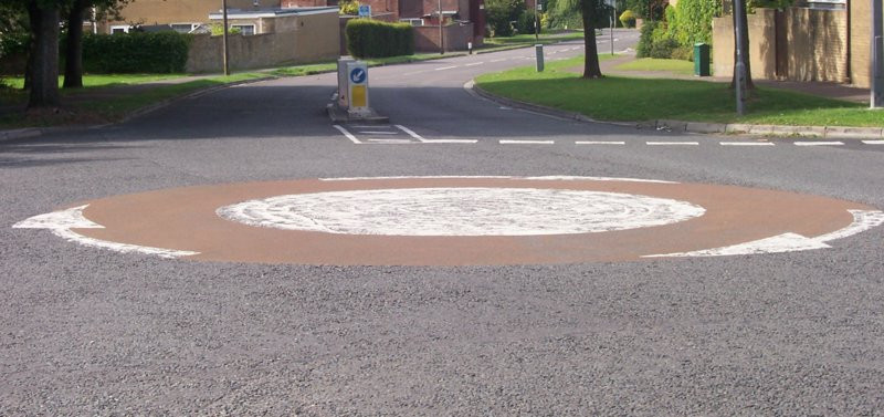 The mini roundabout - no flavour issues here