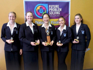 Tradescantia Terminators win national competition - next stop Boston, USA