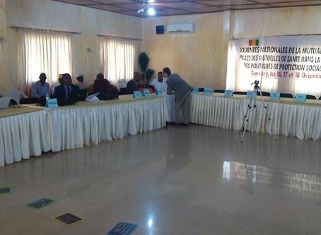 Les réseaux multi-acteurs de protection sociale du Bénin et du Mali en visite en Guinée