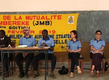 Journées de la Mutualité à Bembereke : WSM et les Mutualités chrétiennes belges y participent
