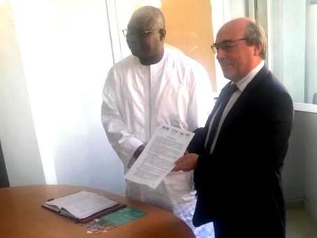Plaidoyers à Dakar pour l'effectivité de la protection sociale dans les mines en Afrique