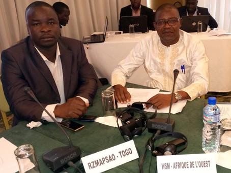 Des experts Africains réfléchissent à Lomé sur l'extension de la sécurité sociale aux travailleurs m