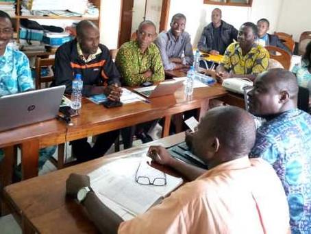 Le RNMAPS-Togo définit son plan stratégique 2018. Des actions de plaidoyer en perspectives