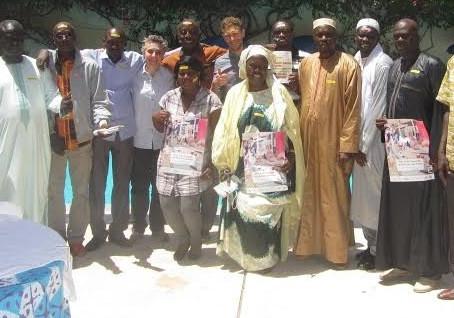 Le réseau multi-acteur de protection sociale du Sénégal élabore son programme 2017-2021