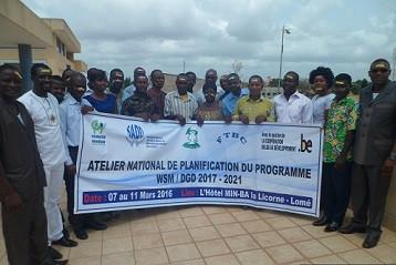 Le réseau multi-acteurs du Togo participe à la campagne mondiale pour la protection sociale