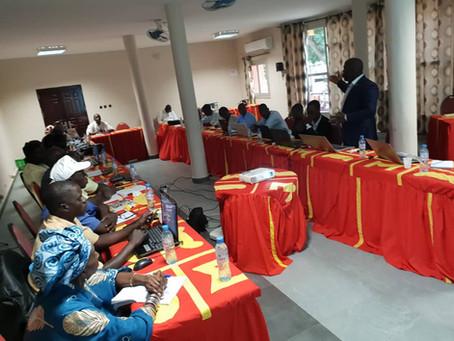 Implémentation du SIIG-SIGMA : la phase test avec l'étape du Sénégal