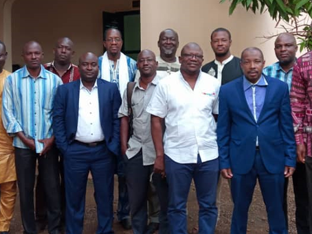 Gestion informatisée des mutuelles de Santé : Les Cadres de l'UTM au Mali prennent connaissance du n