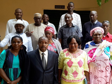 Réunion ordinaire du Réseau Multi-Acteurs de Protection Sociale du Mali
