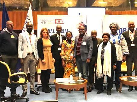 Semaine Mondiale de la Protection Sociale: l'atteinte de l'ODD 1.3 et la protection sociale univ
