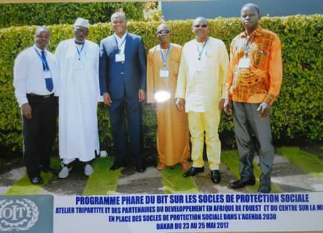 Atelier Tripartite et des partenaires du développement en Afrique de l'Ouest et du Centre