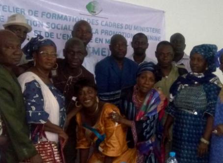 Place des mutuelles de santé dans la protection sociale en Guinée/ Le réseau PPSOGUI et ses membres
