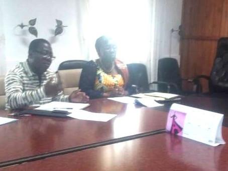 Togo: Le réseau multi-acteurs de la protection sociale échange avec le ministre du Travail