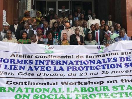 Des organisations planchent sur les stratégies d'extension de la protection sociale en Afrique