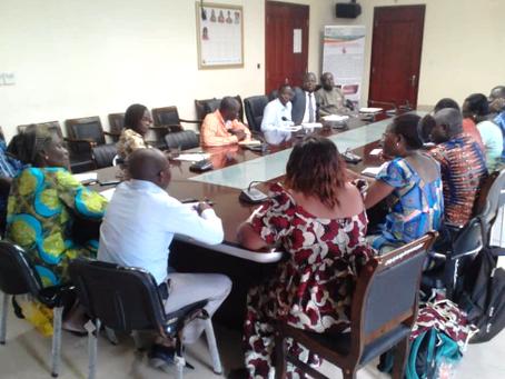 Bénin/Burkina Faso :  Les Organisations de la Synergie Service Commun du Burkina Faso,  visitent les
