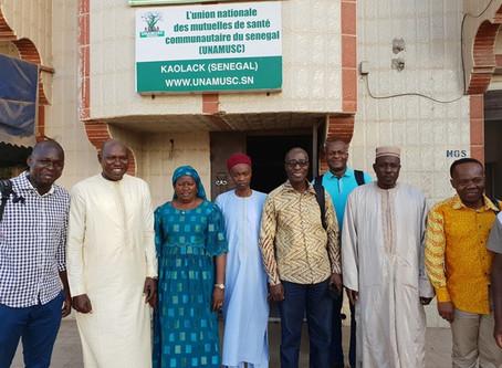 WSM fait le suivi de ses organisations partenaires au Sénégal