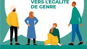 Egalité des genres signifie égalité des droits et égalité des chances entre hommes et femmes